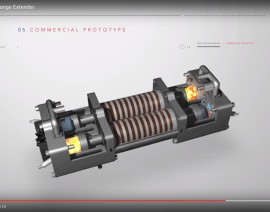 Free Piston Engine Technology Video