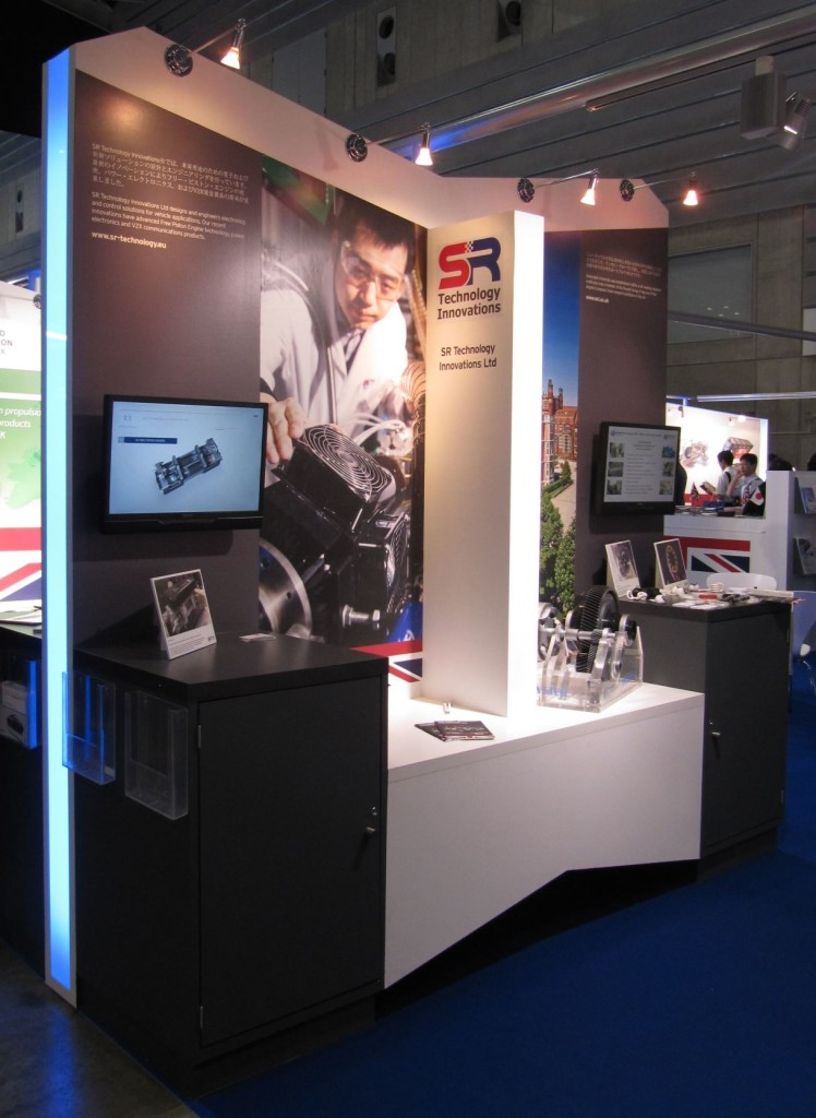 SR Technology Innovations joins the UK Pavilion at JSAE